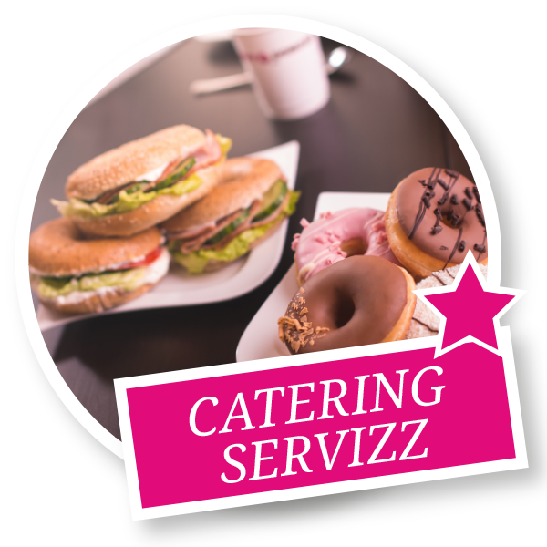 Happy DONAZZ Cateringservice